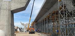 Продолжаются строительные работы по проекту «Алтын Орда»